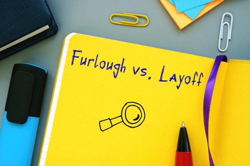Alternative to Layoffs - Information on Furloughs
